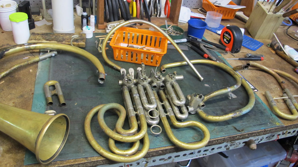 DONNELLYS BRASS & WOODWIND REPAIRS